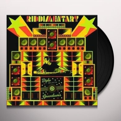 Diplo RIDDIMENTARY Vinyl Record