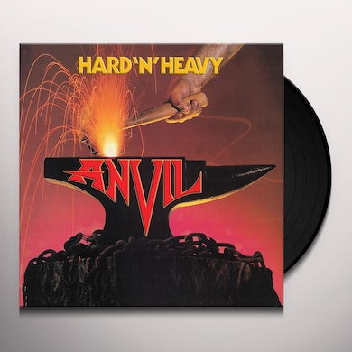 HARD N HEAVY Vinyl Record