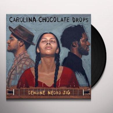 Carolina Chocolate Drops GENUINE NEGRO JIG Vinyl Record
