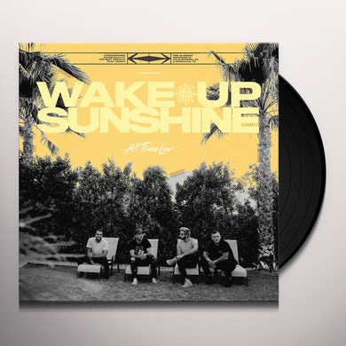All Time Low WAKE UP, SUNSHINE Vinyl Record