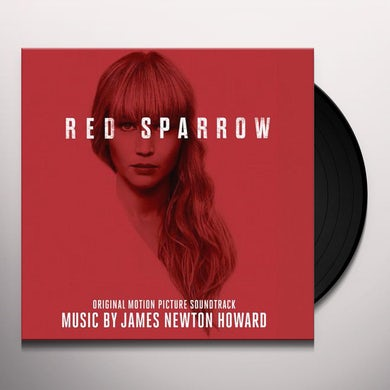 Red Sparrow (OST) Vinyl Record
