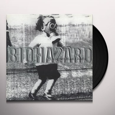 State Of The World Address Vinyl Record