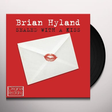 Brian Hyland SEALED WITH A KISS (Vinyl)