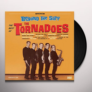 BEYOND THE SURF: BEST OF THE TORNADOES Vinyl Record