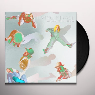The Head and the Heart Living Mirage:Complete Recordings Vinyl Record