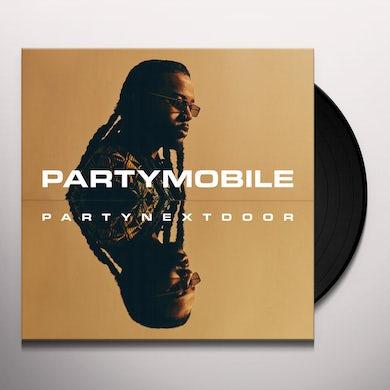 PARTYNEXTDOOR PARTYMOBILE Vinyl Record