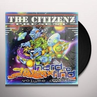 Citizenz TOOLS OF WAR Vinyl Record