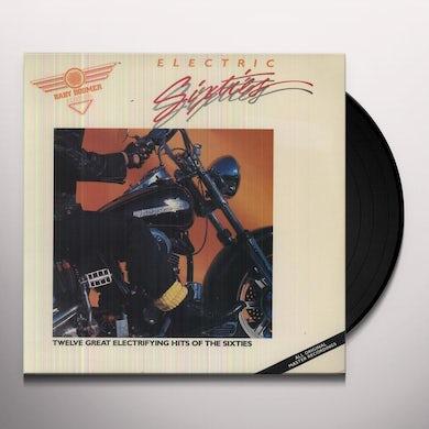 Cream/Big Brother/Steppenwolf ELECTRIC 60S Vinyl Record