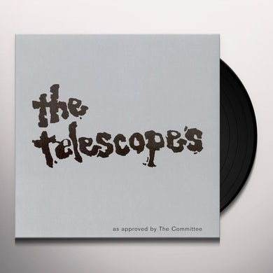 Telescopes AS APPROVED BY THE COMMITTEE Vinyl Record