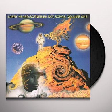 SCENERIES NO SONGS VOL. 1 Vinyl Record