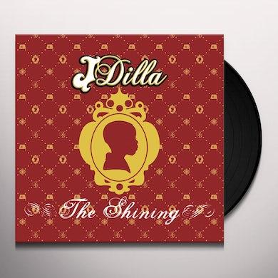 J Dilla SHINING (INSTRUMENTAL) Vinyl Record