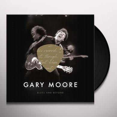 Gary Moore BLUES & BEYOND Vinyl Record