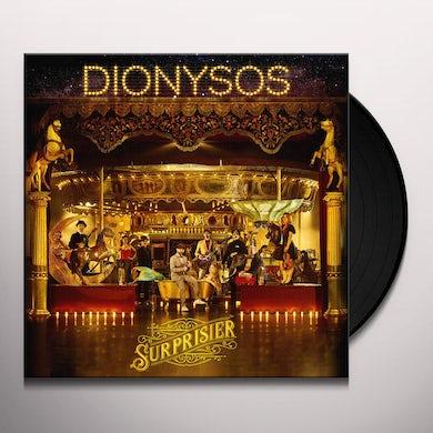 Dionysos SURPRISIER Vinyl Record