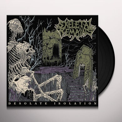 Desolate Isolation   10 Th Anniversary Ed Vinyl Record