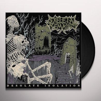 Skeletal Remains Desolate Isolation   10 Th Anniversary Ed Vinyl Record