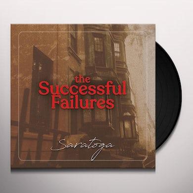 Successful Failures SARATOGA Vinyl Record