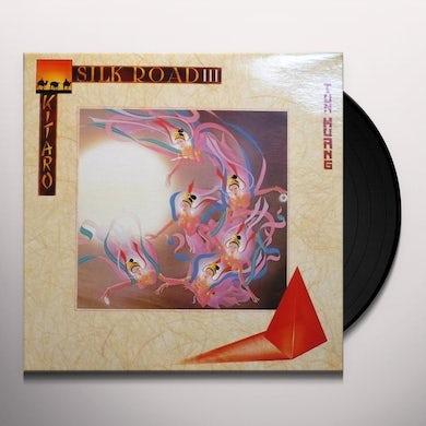 Kitaro TUNHUANG (SILK ROAD III) Vinyl Record