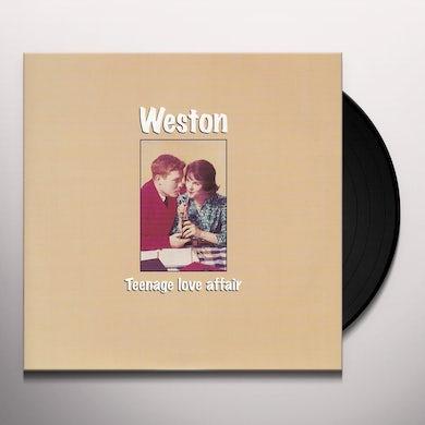 Weston TEENAGE LOVE AFFAIR Vinyl Record