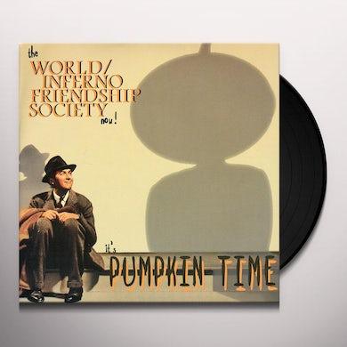 World ITS PUMPKIN TIME Vinyl Record