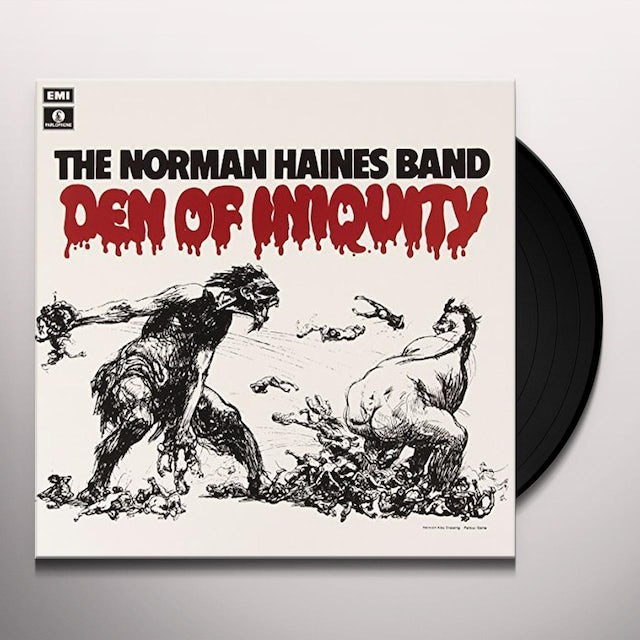 Haines Band Norman