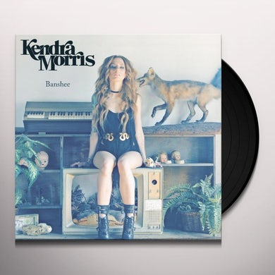 Kendra Morris BANSHEE Vinyl Record - UK Release