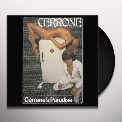 CERRONE'S PARADISE (FRA) Vinyl Record