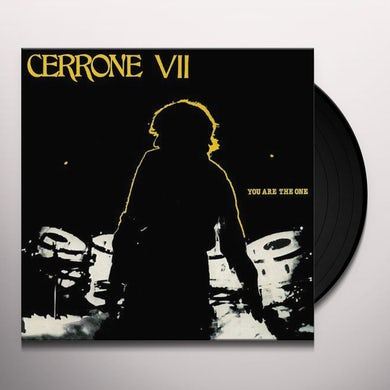Cerrone YOU ARE THE ONE Vinyl Record - Sweden Release