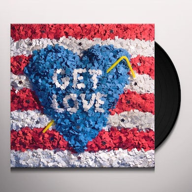 Naive New Beaters GET LOVE Vinyl Record