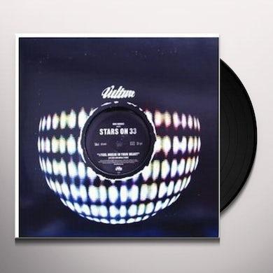Kris Menace Pres Stars On 33 I FEEL MUSIC IN YOUR HEART Vinyl Record