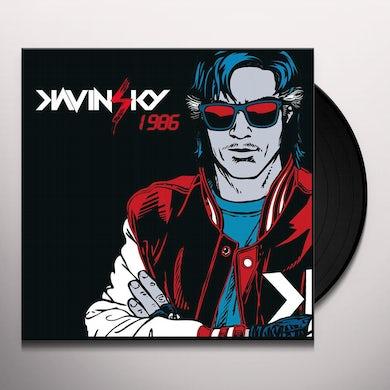 Kavinsky 1986 Vinyl Record