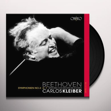 BEETHOVEN / KLEIBER / BAVARIAN STATE ORCH SYMS 4 6 & 7 Vinyl Record