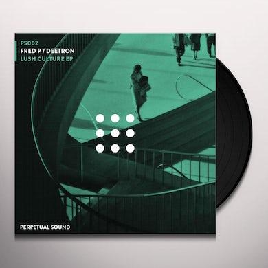 Fred P / Deetron LUSH CULTURE Vinyl Record