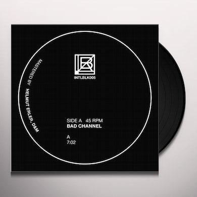 Bad Channel INTLBLK005 Vinyl Record