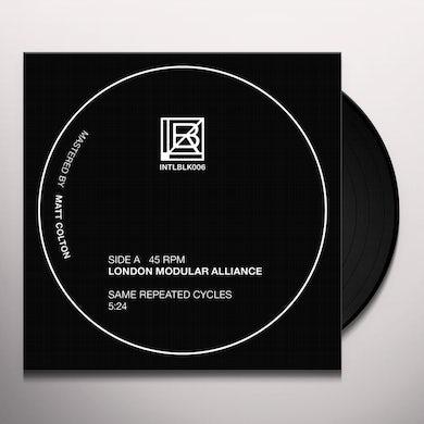 London Modular Alliance INTLBLK006 Vinyl Record