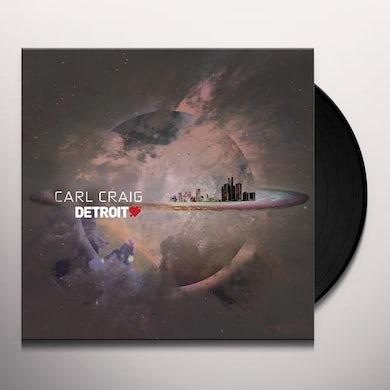 Carl Craig DETROIT LOVE 2 Vinyl Record