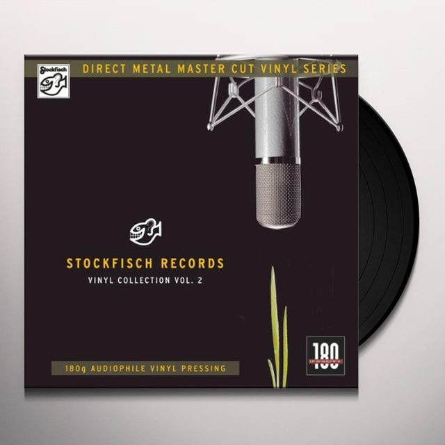 STOCKFISCH RECORDS VINYL COLLECTION 2 / VARIOUS