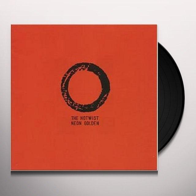 The Notwist NEON GOLDEN Vinyl Record