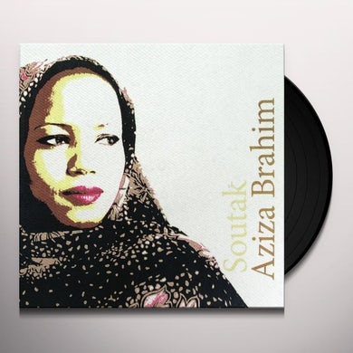 Aziza Brahim SOUTAK Vinyl Record
