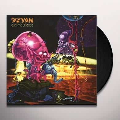 Dzyan ELECTRIC SILENCE Vinyl Record