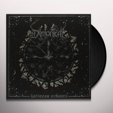 Demonical DARKNESS UNBOUND Vinyl Record - Holland Release