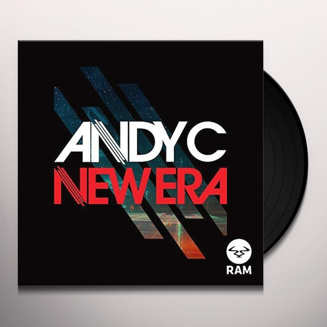 Andy C NEW ERA Vinyl Record