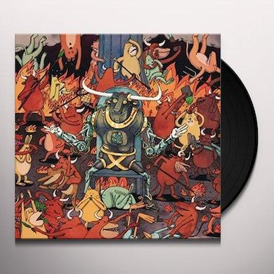 Dance Gavin Dance AFTERBURNER Vinyl Record