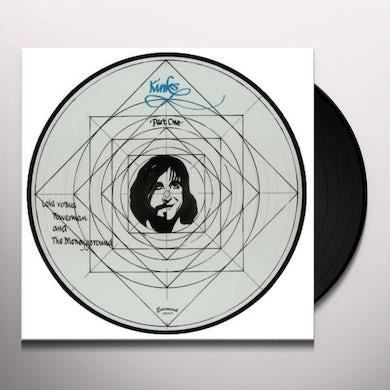 The Kinks LOLA VERSUS POWERMAN AND THE MONEYGOROUND PT 1 Vinyl Record