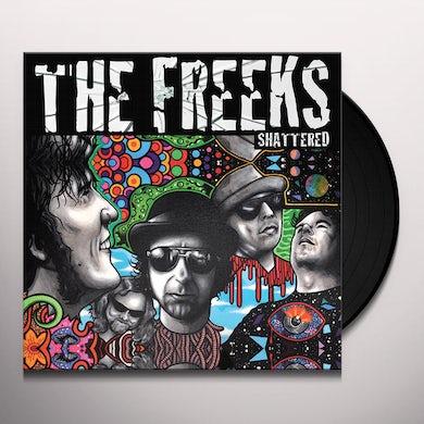 Freeks SHATTERED Vinyl Record