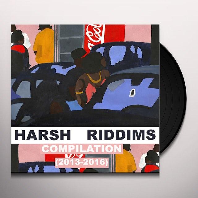 2Mr Presents: Harsh Riddims 2013-2016 / Various