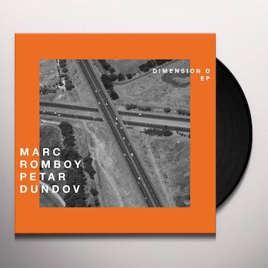 Marc Romboy & Petar Dundov DIMENSION D Vinyl Record