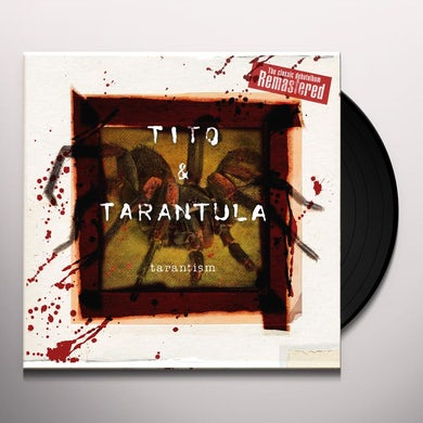 Tito & Tarantula TARANTISM (REMASTERED) Vinyl Record