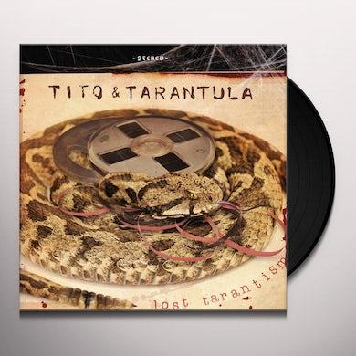 Tito & Tarantula LOST TARANTISM Vinyl Record