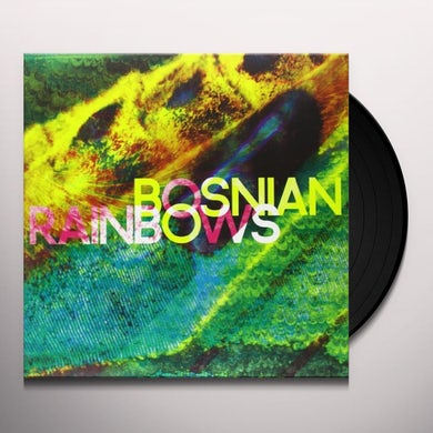 Bosnian Rainbows RASPERBERRY VINYL) Vinyl Record