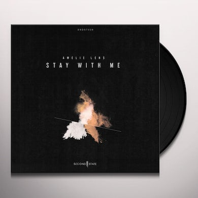 Amelie Lens STAY WITH ME Vinyl Record